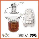Buveurs de thé de feuilles mobiles d'outil de thé de tamis de thé d'Infuser de thé d'acier inoxydable du robot Ws-If010
