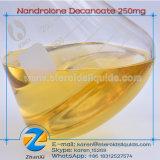 Petróleo semielaborado Deca 250mg de los esteroides anabólicos de Decanoate 250 sin dolor del Nandrolone