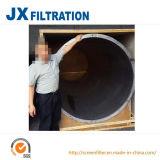 Pantalla de filtro de tambor de la criba