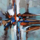 Het abstracte Klassieke Olieverfschilderij van het Canvas