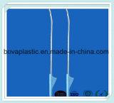 Fabricación de China de filtro no tóxico de la transfusión de sangre del sistema de la transfusión de la hemodialisis