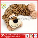 Jouet de singe de peluche de chaufferette de lit avec le sac de blé de lavande