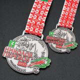 Piccola medaglia del premio di sport dei capretti sicuri su ordinazione del metallo