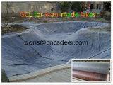 Forro da argila de Geosynthetic do batente da água do Bentonite (GCL)