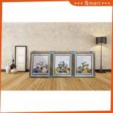 Peinture encadrée de vente chaude de toile d'art de mur d'articles de peinture à l'huile