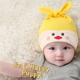 Coton nouveau-né du bébé 100 % tout le chapeau de saisons