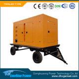Auto-Typ elektrischer festlegender gesetzter Energie Genset Portable-Dieselgenerator