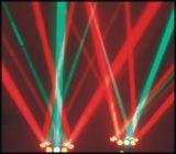 A noite dirige a luz principal movente do feixe da aranha do diodo emissor de luz 4in1 (ICON-M082)