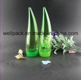 250ml de Plastic PETG Fles van de shampoo &Aloe Vera Bottle