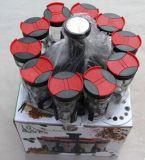 8瓶の回転の香辛料用の棚