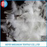 Clavette blanche ou grise de canard pour le textile