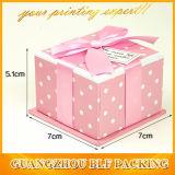 마분지 케이크 포장 상자