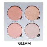 Polvo modificado para requisitos particulares profesional cosmético caliente de los Highlighters del sombreador de ojos de la sombra de ojo del maquillaje que broncea el polvo