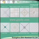 Revêtement de rouleau décoratif Impression Plafond de matériaux de construction
