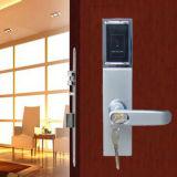 유럽 전자 호텔 자물쇠 시스템 문 손잡이 자물쇠