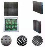 Indicador de diodo emissor de luz Rental de fundição interno/ao ar livre do gabinete P3.91/P4.81/P5.95/P6.25 de alumínio para Stadge