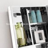 Governo personalizzato di qualità superiore 7042 dello specchio della stanza da bagno dell'acciaio inossidabile