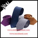 Связь сбывания Handmade 100% Silk тонкого способа метки частного назначения вся