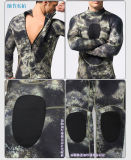 優れたネオプレン3mm Camo Mimetic Spearfishing Freediving Surfingsuit
