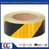 中国製PVC蜜蜂の巣の反射縞の粘着テープ(C3500-S)