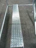 Gestell galvanisierte Stahlplanke für Ringlock Baugerüst