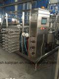Precio tubular automático de la pasterización del jugo de la máquina de la uperización del esterilizador del Uht