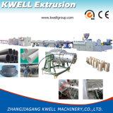 Cadena de producción del tubo de la producción Machine/PVC del tubo del PVC