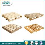 販売のための機械装置を作る木製パレット