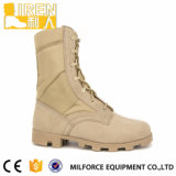 タンの現代革軍隊の軍の軍隊の砂漠の戦闘用ブーツ