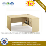 Muebles de oficina MDF Escritorio de oficina con forma de L (NS-ND117)