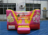 inflatable Bouncerの月王女は安い価格と跳ねる