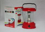 Im Freien bewegliche Solar-LED-nachladbare kampierende Laterne-Lampe