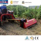 20 - 30HP農場トラクター3ポイント連結側面の殻竿の芝刈り機