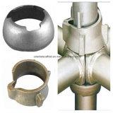 Andamio galvanizado alta calidad Cuplock para la construcción