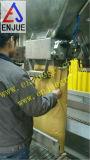 ポートの使用のコンテナに詰められた取り外し可能な重量を量ること及びパッキング機械