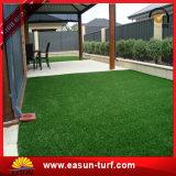 泥炭の芝生のフットボールの人工的な草のカーペットの泥炭の草を美化する屋外の庭