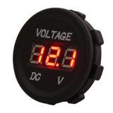 12V-24V LED Digitalanzeigen-Voltmeter des Automobil-Spg. Kontrollempfängers