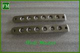 Jk 무제한 2/4의 문 지프를 위한 은 손잡이 드래그 덮개 부속품