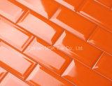 """el lustre de 3X6 """" Royablue biseló el azulejo esmaltado subterráneo de cerámica"""