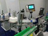 Machine van de Etikettering van voor & Achterkanten de Automatische Zelfklevende