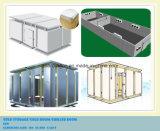 Modularer Kühlraum schloß durch Camlock an
