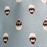 100%CottonオーストラリアおよびニュージーランドのパジャマそしてSleepwearsのためのフランネルによって印刷されるファブリック綿織物