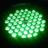 Lumière de PARITÉ de RVB 3in1 54PCS*3W DEL avec polychrome riche de qualité supérieure