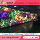 Big Outdoor Full Color LED Display P10mm