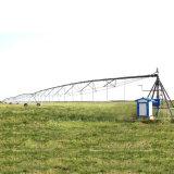 Système agricole d'irrigation par aspiration de pivot central solaire