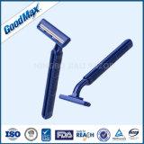 Qualitäts-Doppelschaufel-Wegwerfrasiermesser (SL-3016L)