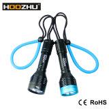 La lampada 900lm massimo di immersione subacquea di Hoozhu D10 impermeabilizza 100m