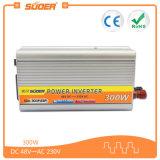 Invertitore di potere di CA 230V di CC 48V di fabbricazione 300W di Suoer (SDA-300F)