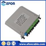 Efon Gpon Epon ADSL 1:8 PLC 광섬유 쪼개는 도구 가격