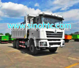 De Vrachtwagen van de Tractor van Shacman van de Vrachtwagen van Shacman en de Vrachtwagen van de Stortplaats Shacman